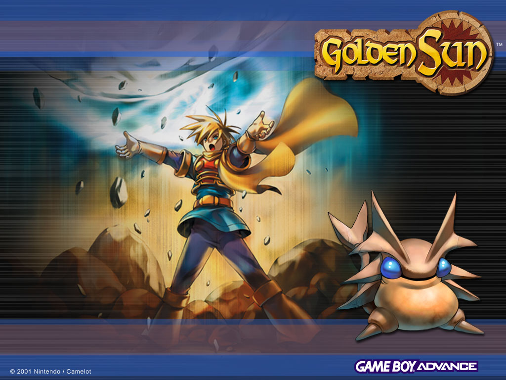 golden sun gameshark